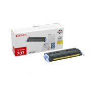 Картридж Canon Cartridge 707 Yellow