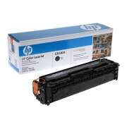 Картридж HP CLJ CB540A black