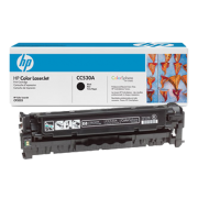 Картридж HP CLJ CC530A black