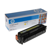 Картридж HP CLJ CC532A yellow