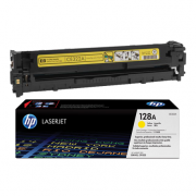 Картридж HP CE322A 128a yellow